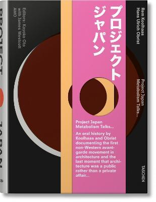 Koolhaas/Obrist. Project Japan. Metabolism Talks Cover Image