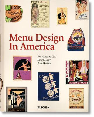 Menu Design in America, 1850-1985