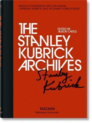The Stanley Kubrick Archives Cover Image
