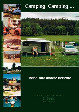 Camping, Camping ... Cover Image