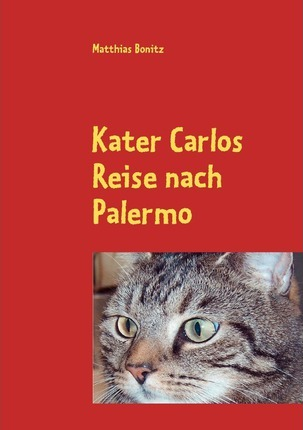 Kater Carlos Reise nach Palermo Cover Image