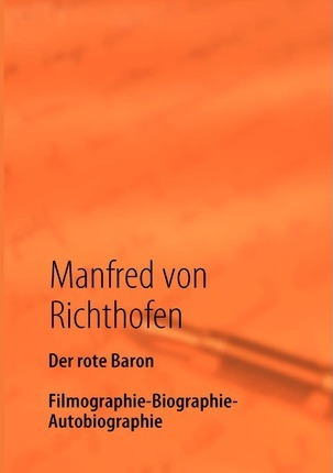 Der rote Baron Cover Image