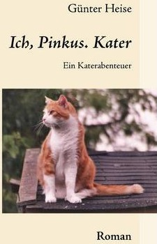 Ich, Pinkus. Kater Cover Image