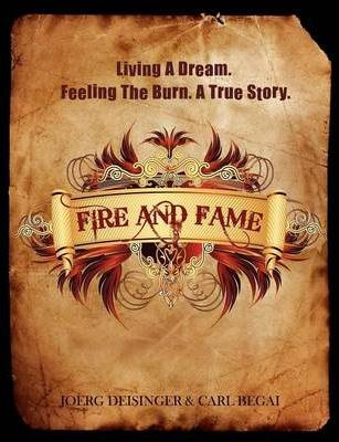 Fire and Fame Cover Image