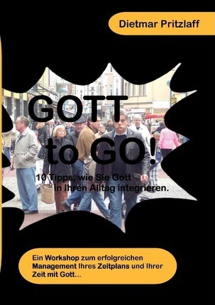 GOTT to GO! Cover Image