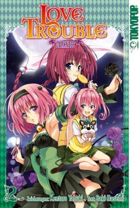 Love Trouble Darkness 02