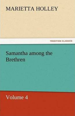 Samantha Among the Brethren - Volume 4 Cover Image