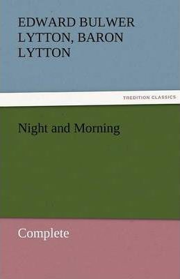 Night and Morning, Complete Cover Image
