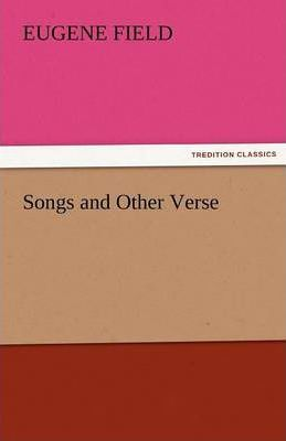 Songs and Other Verse Cover Image