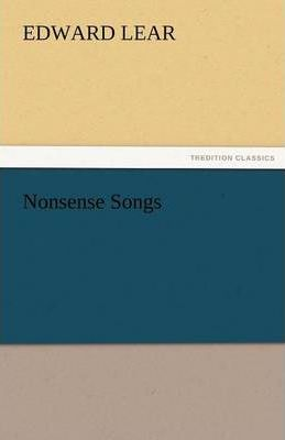 Nonsense Songs Cover Image