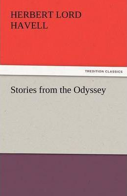 Stories from the Odyssey Cover Image