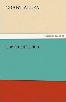 The Great Taboo Cover Image