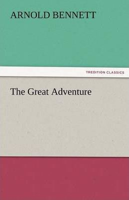 The Great Adventure Cover Image