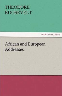 African and European Addresses Cover Image