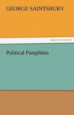 Political Pamphlets Cover Image