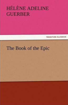 The Book of the Epic Cover Image