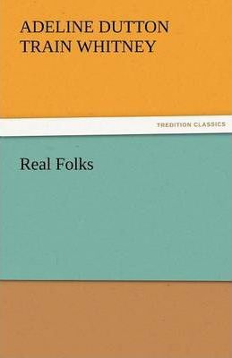 Real Folks Cover Image