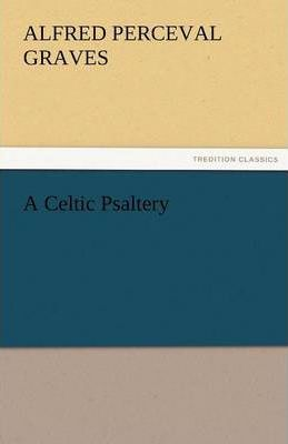 A Celtic Psaltery Cover Image