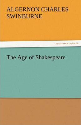 The Age of Shakespeare Cover Image