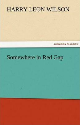 Somewhere in Red Gap Cover Image