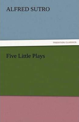 Five Little Plays Cover Image