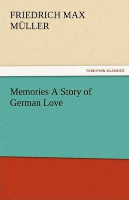 Memories a Story of German Love Cover Image
