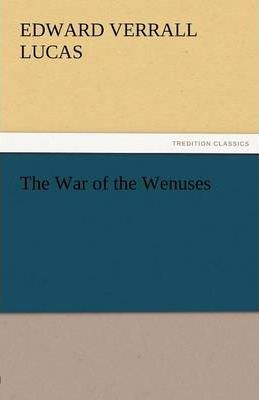 The War of the Wenuses Cover Image