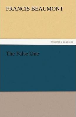 The False One Cover Image