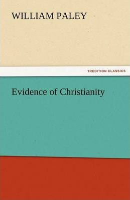 Evidence of Christianity Cover Image