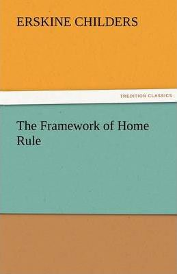 The Framework of Home Rule Cover Image