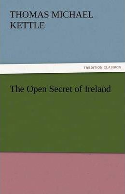 The Open Secret of Ireland Cover Image