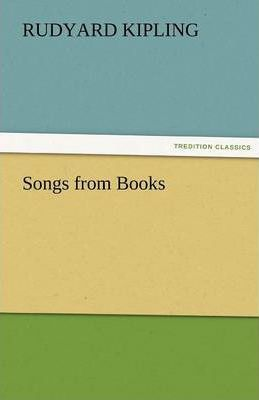 Songs from Books Cover Image