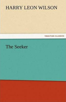 The Seeker Cover Image