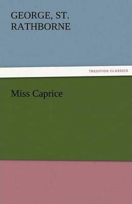 Miss Caprice Cover Image