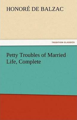 Petty Troubles of Married Life, Complete Cover Image