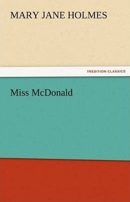 Miss McDonald Cover Image