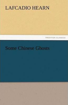 Some Chinese Ghosts Cover Image