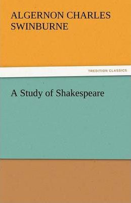 A Study of Shakespeare Cover Image
