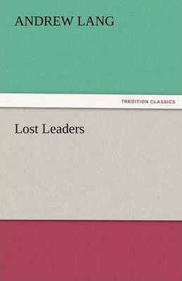 Lost Leaders Cover Image