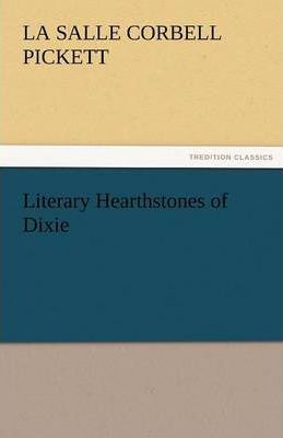 Literary Hearthstones of Dixie Cover Image
