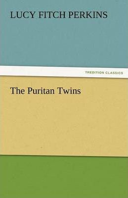 The Puritan Twins Cover Image