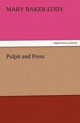 Pulpit and Press Cover Image
