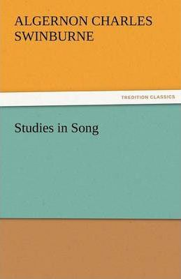 Studies in Song Cover Image