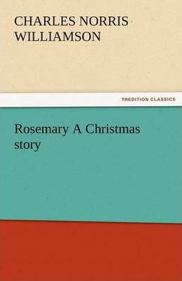 Rosemary a Christmas Story Cover Image