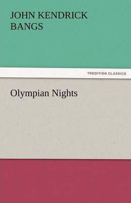Olympian Nights Cover Image