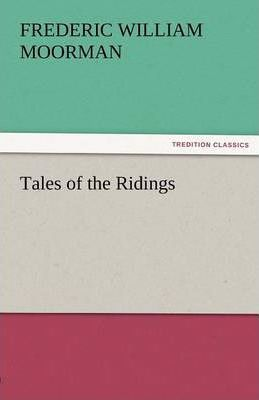 Tales of the Ridings Cover Image