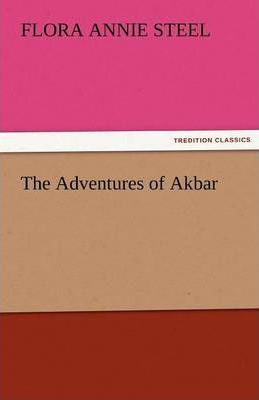 The Adventures of Akbar Cover Image