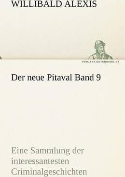 Der Neue Pitaval Band 9 Cover Image