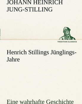 Henrich Stillings J Nglings-Jahre Cover Image
