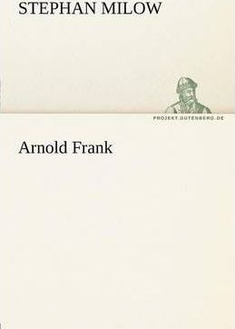 Arnold Frank Cover Image